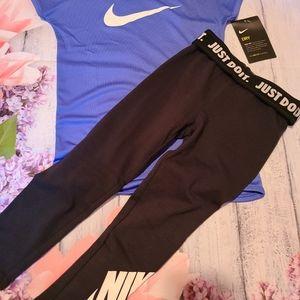 Nwt nike top leggings girls 4 4t new